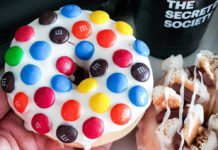 The Secret Donut Society en CDMX