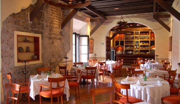 El convento for Restaurante terraza de la 96 barranquilla