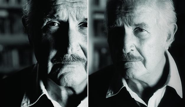 Q.E.P.D Carlos Fuentes. Señor.