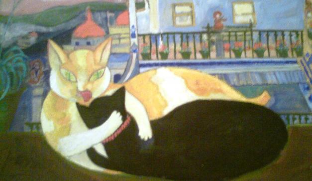 Pintura: Nahui Ollin