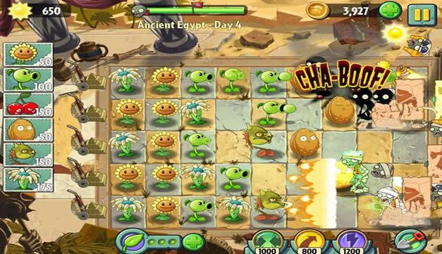 Conoce a las nuevas plantas de Plants vs. Zombies 2 (El título ...