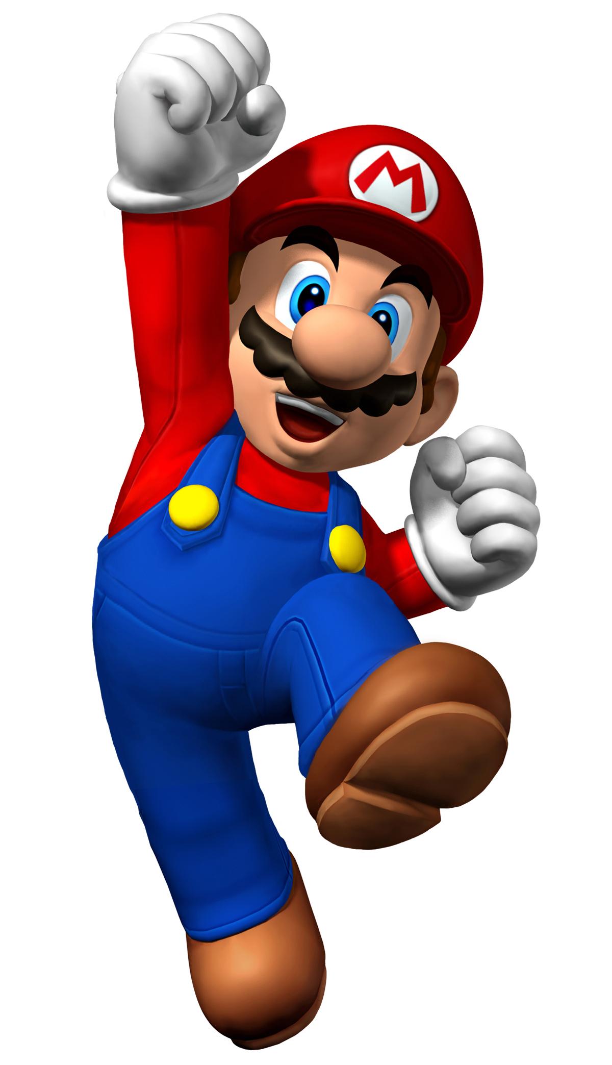 Historia de algunos personajes de Mario Bros.